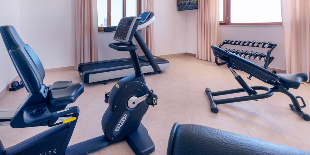 Fitness e Relax Palestra Astura Palace Hotel